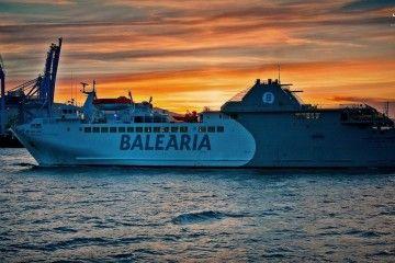 """El ferry """"Passió per Formentera"""" será el medio principal de la línea OSP Algeciras-Ceuta"""