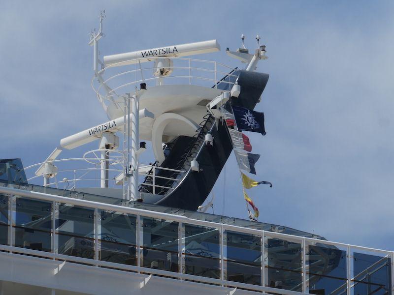 El buque se MSC hará una rotación semanal a partir de junio
