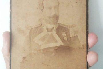 La foto de Isaac Peral dedicada al Casino de Los Molinos