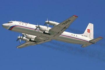 Ilyushin Il-18 de Rossiya