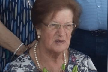 Fernanda Lorenzo Hernández (1927-2021), el día de su 90 cumpleaños