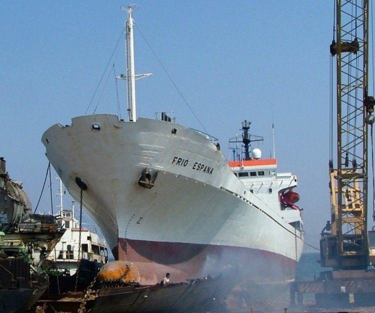 El desguace de buques, sujeto cada vez más a acuerdos medioambientales internacionales