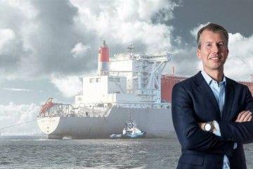 Mark van Dongen, nuevo director comercial de Boluda Towage