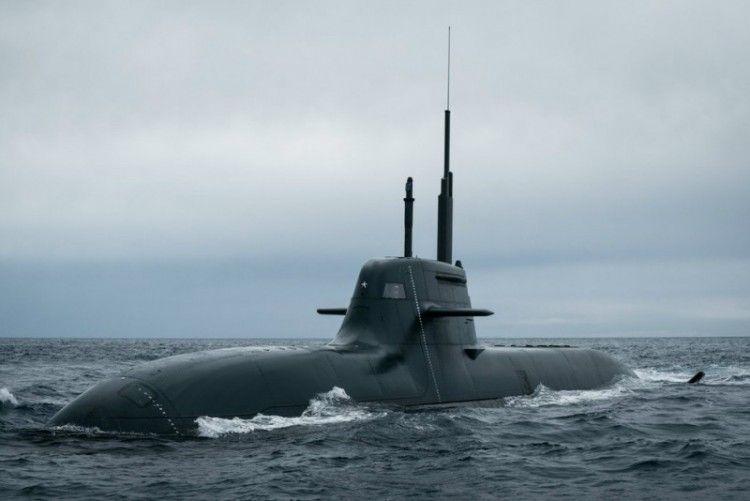 """El submarino italiano """"Romeo Romei"""""""