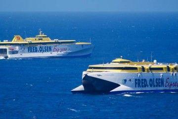Se prohíbe fumar a bordo de los barcos de Fred. Olsen