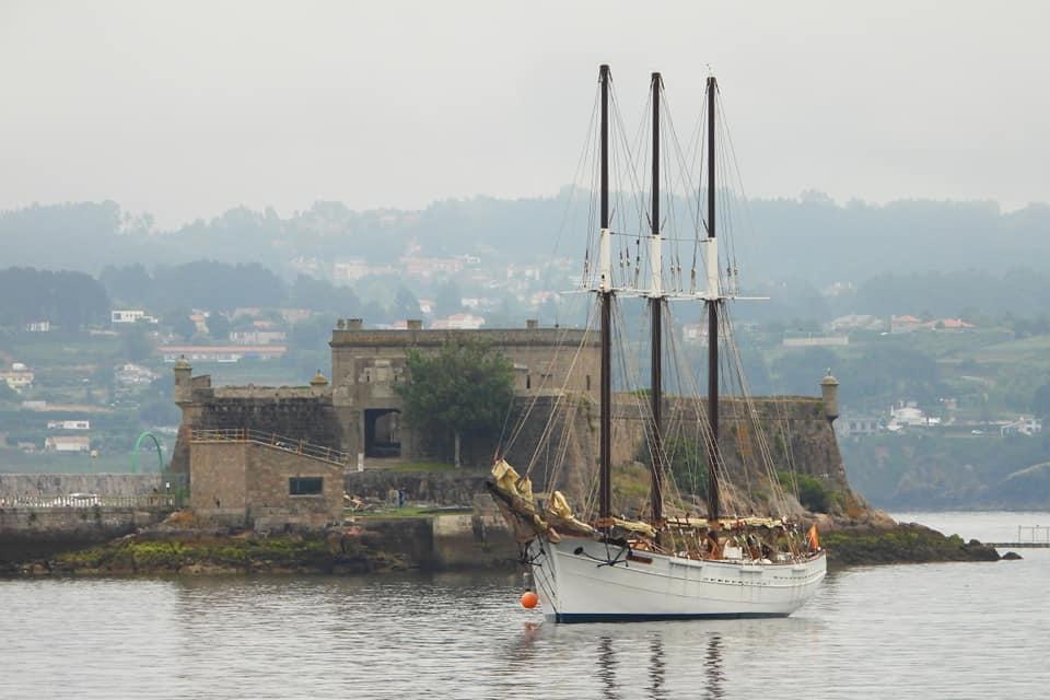Ciento tres años de existencia tiene este buque