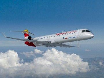 Air Nostrum recupera su programación en Baleares en los niveles previos a la pandemia