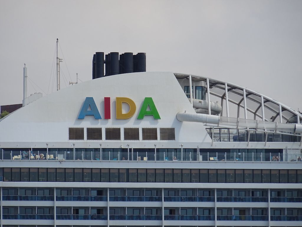 Aida Cruises es una marca alemana de fuerte implantación