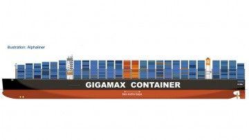 El proyecto del buque Gigamax es factible