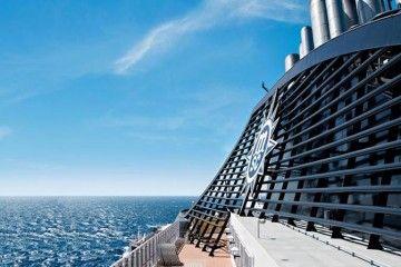 MSC se suma a las grandes navieras que buscan combustibles alternativos