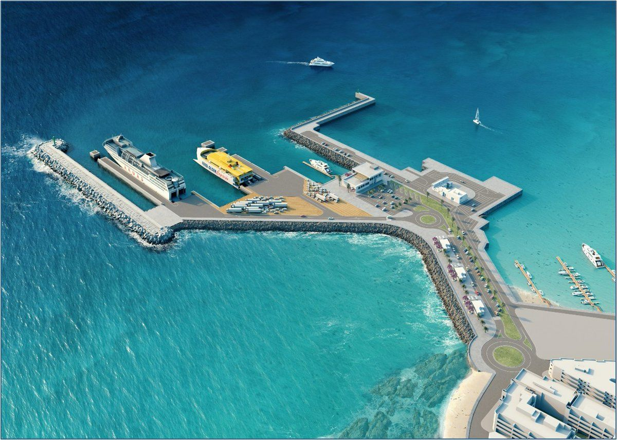 Se trata de uno de los puertos más rentables de Puertos Canarios